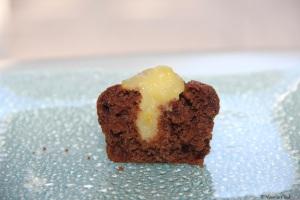 muffins chocolat coeur citron 2